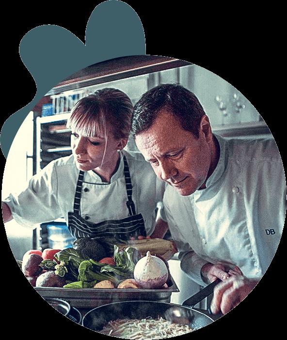 Chef étoilé - Dominique Bucaille