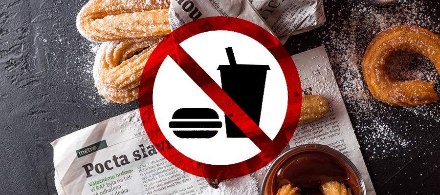 10 aliments à éviter avec le diabète